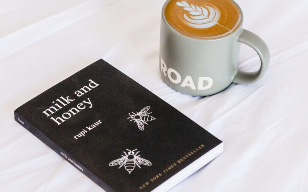 read,  daily habit, book, coffee