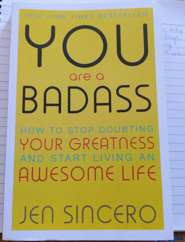 you are a badass, jen sincero, book review