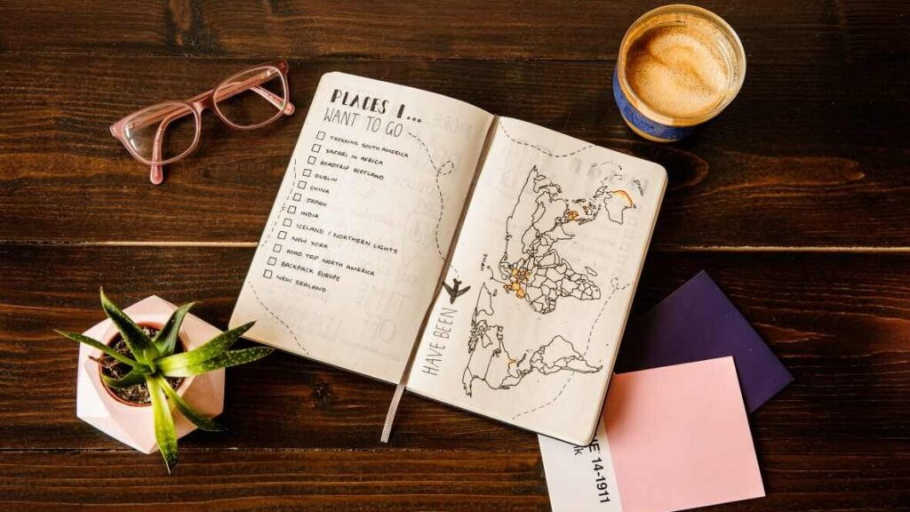 travel bucket list, places to go